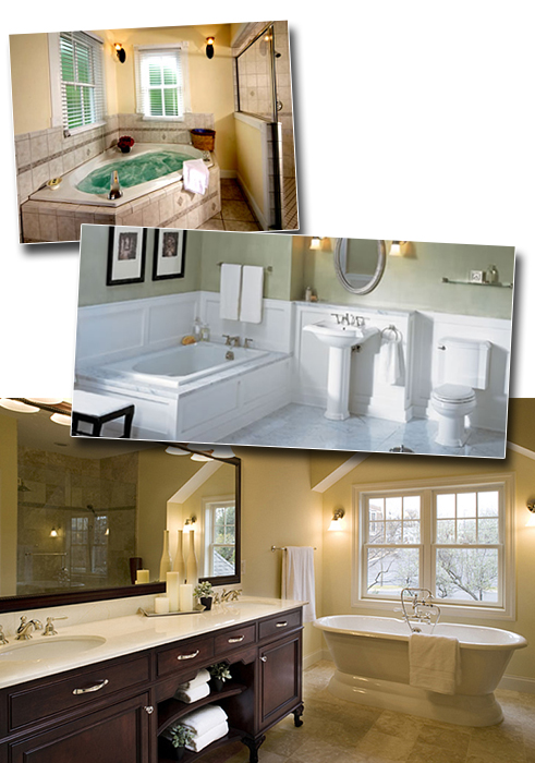 Bathroom Remodeling Akron Canton Ohio Bell Construction